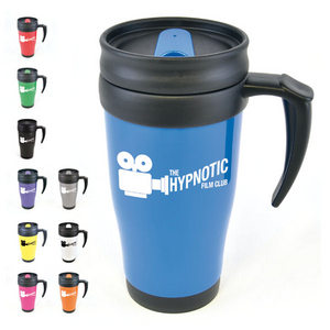 POLO PLUS - Travel mug